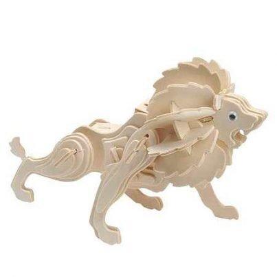 Bouwpakket leeuw