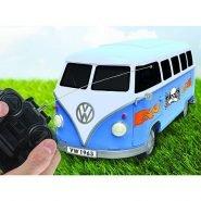Afstandbestuurbare VW-bus