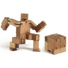 Cubebot robot puzzel