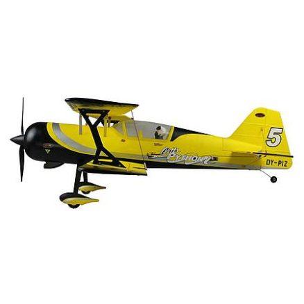afstandbestuurbaar electrisch vliegtuig