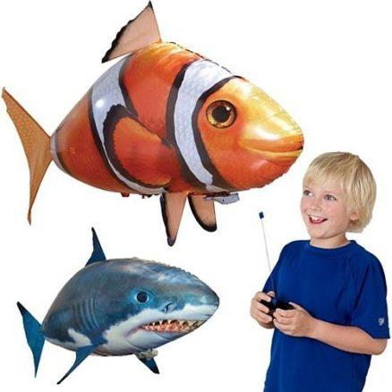 Air swimmer Nemo clownvis